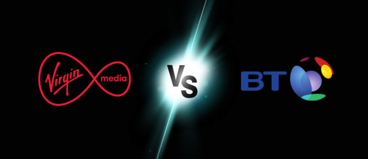 virgin media vs bt tv