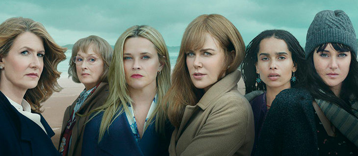 Big Little Lies streaming in the United Kingdom