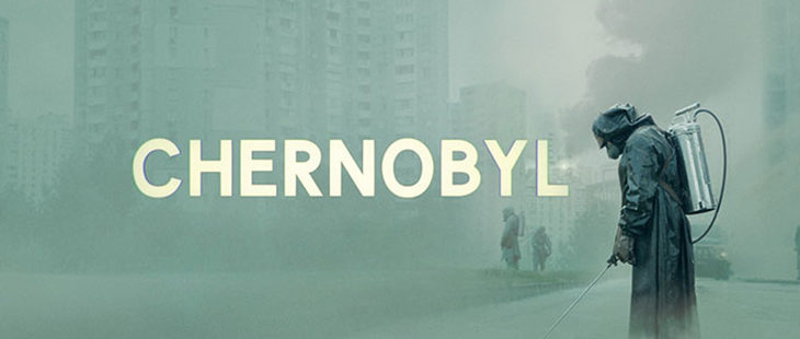 chernobyl tv series on UK TV
