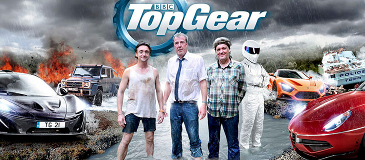 Top Gear TV Show streaming in the UK